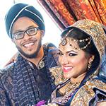 Sheena & Ashraf Miah