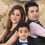 Amir & Nahid amd Farzad